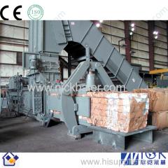 NewsPaper bailer recycling bailer compactor