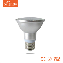 LED 6W AC85-265V/220-240V PAR20 E27 Base Lamp