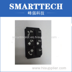 phone silicone rubber cover mold