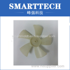 White color computer fan plastic mould