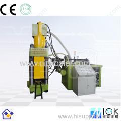 Scrap metal press machine for sale