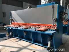 CNC hydraulic cutting machine