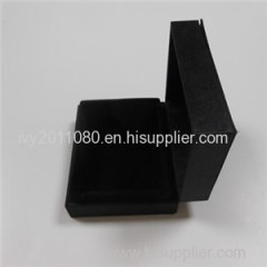 Black Velvet Jewelry Boxes