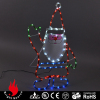 Santa Design outdoor led rope light