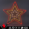 Star Shape led rope lights