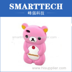 Baby Rubber Doll Injection Mould