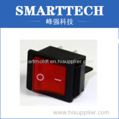 Injection Plastic Electrical Switch Cover