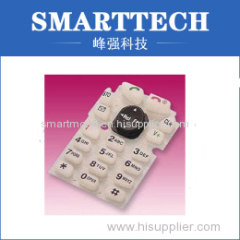 Silicone Cell Phone Cover Moulding Making