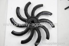 """16"""" John Deere grain drill Left Hand Spider Wheel for spider cultivator"""