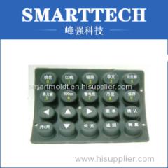 Silicone Rubber Cover Remote Control