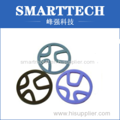 Table Protector For Silicone Round Cup Mat Pad