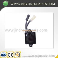 Cterpiller spare parts E320B E312B E330B Excavator timer relay 111-4870
