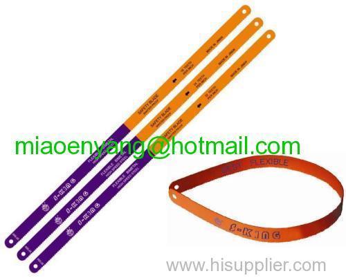 bimetal hacksaw blade made in china
