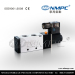 4V310-10 5 ways dc electric valve