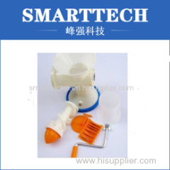 Fashion Plastic Household Appliance Fruit Juice Machine Parts Mould