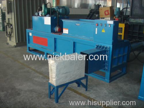 Wood Shavings Bagger Press machine
