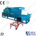 hydraulic transmission recycling baling press Wood shaving
