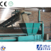 Used PLC control system Wood shaving recycling baler press