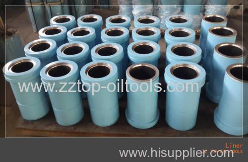 Oilfield mud pump liner 160 for BOMCO F1600 mud pump