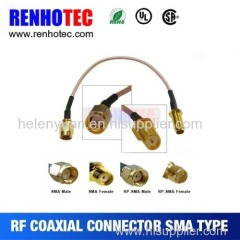 Hot best Dosin SMA female to male connector with RF cable assembly RG174