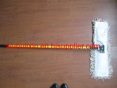 2015 Heavy Duty Cotton Yarn Dust Flat industrial floor flat Mop