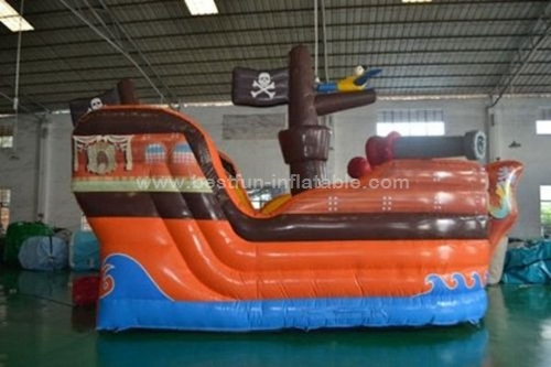 3 in 1 Pirates Bounce n slide