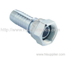 NPSM Female 60 degree cone SAEJ514 hydraulic coupling 21611