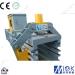 lifting door baling press for cardboard paper