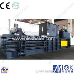 waste carton press machine with silage baler machine