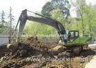 Cummins Engine Heavy Equipment Excavator with LCD Monitor SSM Hydraulic Work Modes
