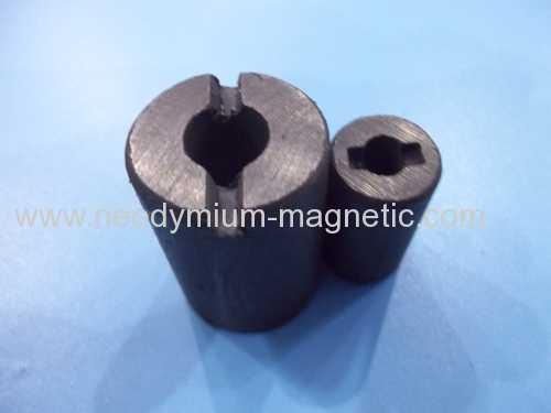 Y30 Y35 Y30H Permanent ring ferrite motor magnet