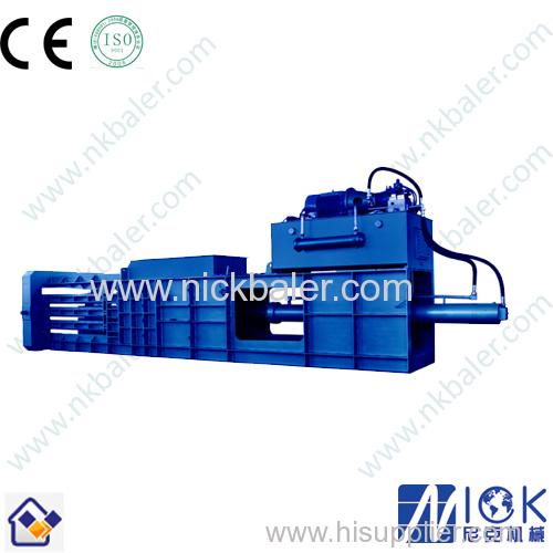 Scrap Cardboard Hydraulic Paper Bailing Machine