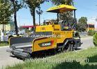 4.5m * 150mm Asphalt Paver Machine with Water Cooling Diesel Engine Powered 70KW