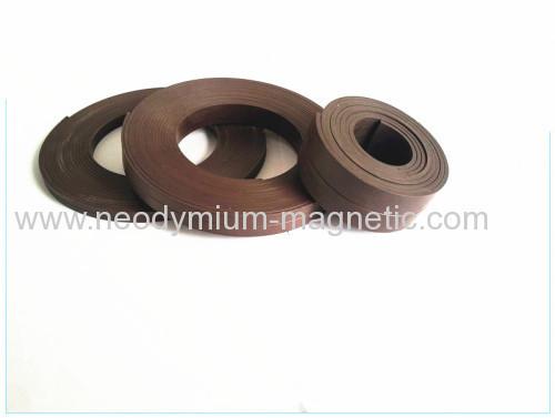 flexible magnet sheet rubber magnet sheet rubber motor magnet in roll