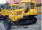 4F+2R Fixed Shaft Mechanical Gearbox Small Crawler Dozer T80 for Narrow Ground Construction