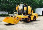 3000L Mixing Capacity Self - Loading Concrete Mixer Machine For Concrete Mixing Works