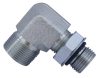 90 degree adjustable hydraulic compression Adapter 1CH9-OG/1DH9-OG