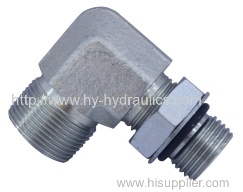 90 degree adjustable hydraulic compression Adapter 1CH9-OG/1DH9-OG