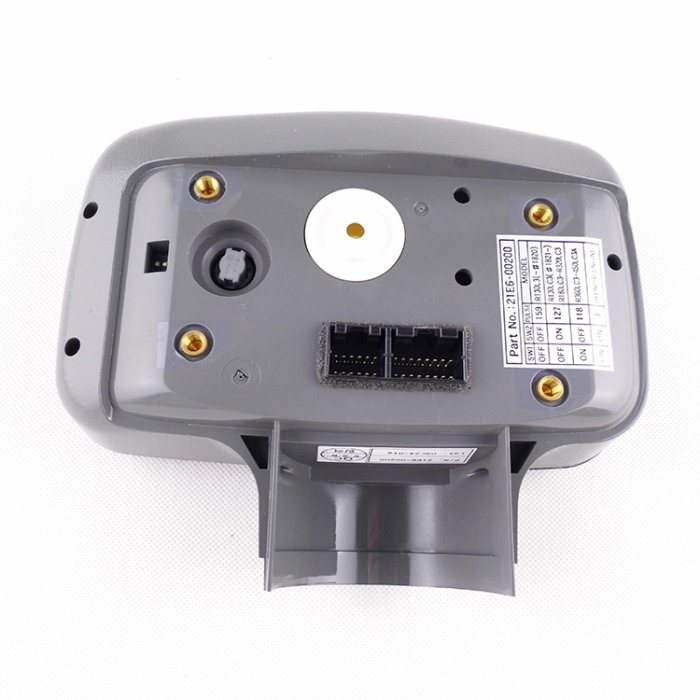 Excavator Instrument Panel : Hyundai r excavator monitor instrument panel
