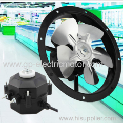 Unit Bearing Motor For Commercial Refrigeration Evaporator Fan