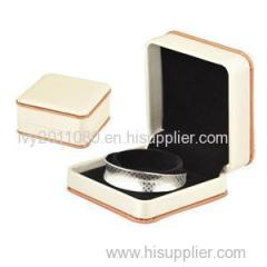 PU Leather Bracelet Box
