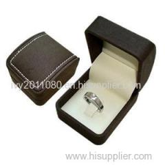 Engagement Velvet Ring Box
