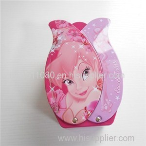 Child Toy Tin Packaging Box