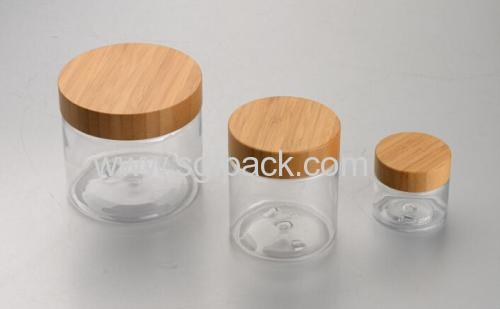 cosmetic PET jar bottle
