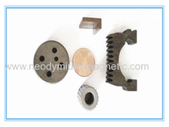 copper base powder metallurgy products