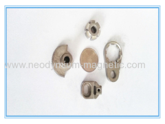 oil bearing gear stainless steel parts