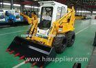 Skid Steer Heavy Equipment Loader with 2.9 Meters Work Arm 0.5 m3 Bucket Capacity
