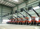 Diesel Engine Power 3.5 ton Telescopic Boom Forklift With 3620MM Max Forward Reach