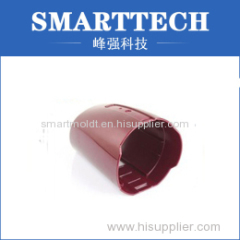Red Color Large Component Motorbike Parts Plastic Mould