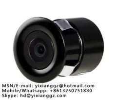 18.5 Mini 170 degree waterproof car camera/small CCD car rear view camera/car front camera/back up camera/packing camera